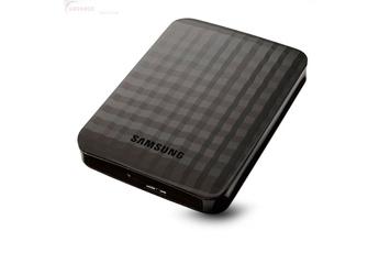 SAMSUNG Disque dur externe M3 HX M101TCB/G2 1000 Go 2,5'' USB 3.0 - SAMSUNG-HX-M101TCB/G2