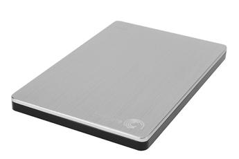 "Disque dur externe 2,5"" 500 Go Slim Portable USB 3.0 Silver Seagate"