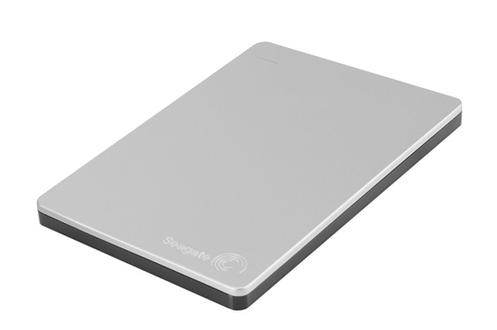 """Seagate 2.5"""" 500GB SLIM POUR MAC USB 3.0 SILVER"""
