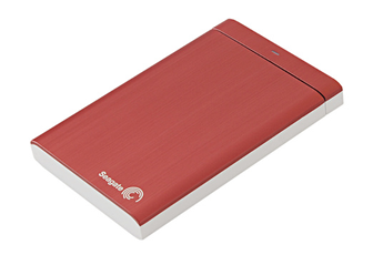 Disque dur externe Backup Plus 2,5'' 1To USB 3.0 / USB 2.0 rouge Seagate