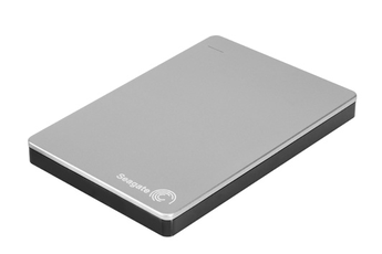 Disque dur externe Backup Plus Slim 2,5'' 1To USB 3.0 silver Seagate