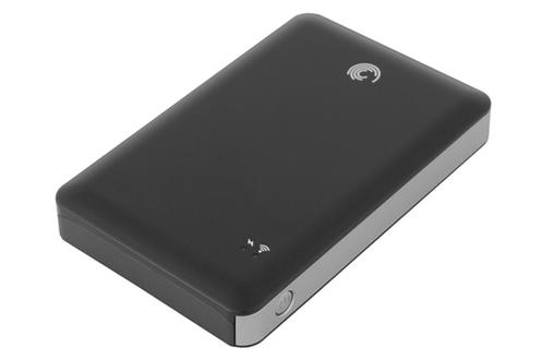Seagate GoFlex Satellite 2,5'' 500 Go USB 2.0 / USB 3.0 WiFi