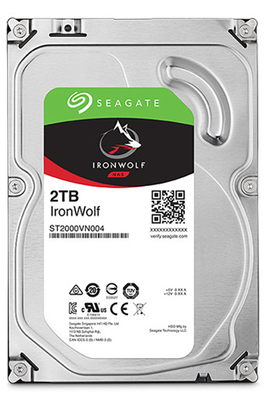 DISQUE DUR INTERNE SEAGATE BARRACUDA ST2000 VNA04 2T