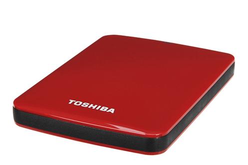 avis clients pour le produit disque dur externe toshiba stor e canvio 2 5 500 go usb 3 0 rouge. Black Bedroom Furniture Sets. Home Design Ideas