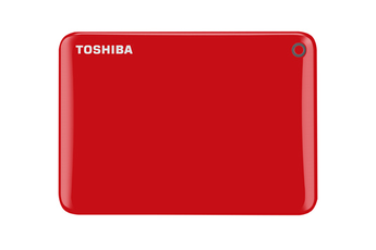 Disque dur externe CANVIO CONNECT II 1TB RED Toshiba