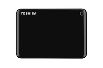 Disque dur externe CANVIO CONNECT II 2TB NOIR Toshiba