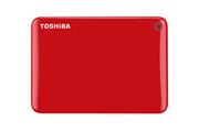 Toshiba CANVIO CONNECT II 500 GB RED