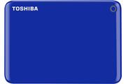 Disque dur externe Toshiba DISQUE DUR CANVIO CONNECT II - 2,5 POUCES - 500 GO - BLEU