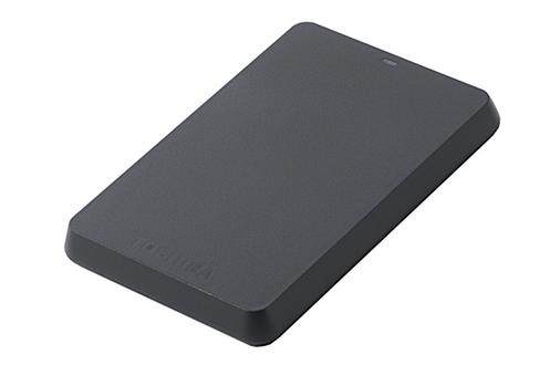Toshiba STOR.E BASICS 500 Go USB 3.0 / 2.0 NOIR