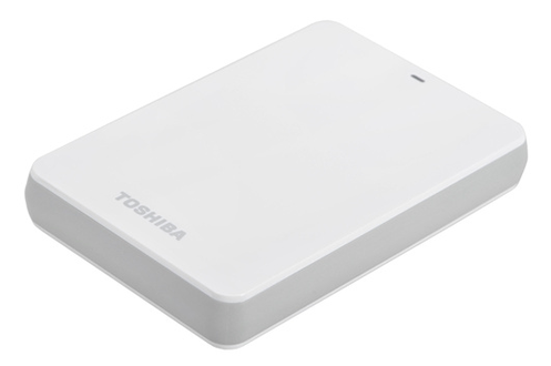 Toshiba STOR.E CANVIO 1 To USB 3.0 / 2.0 BLANC