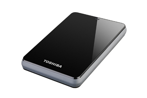 Toshiba STOR.E CANVIO 1 To USB 3.0 / 2.0 NOIR