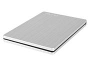 "Toshiba Stor.E Slim 2,5"" 500 Go Silver USB 3.0 / USB 2.0"