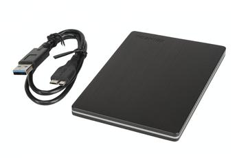 Disque dur externe STOR.E SLIM 2,5'' 500Go USB 3.0 noir Toshiba