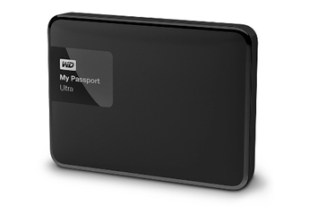 Disque dur externe MY PASSPORT ULTRA EDITION EXCLUSIVE 1TO Western Digital