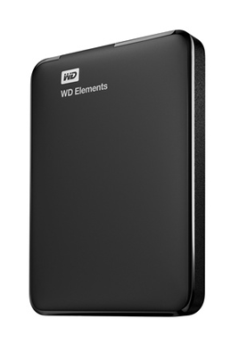 Disque dur externe DD 2.5 2T ELEMENT XU Western Digital