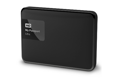 Disque dur externe MY PASSPORT ULTRA EDITION EXCLUSIVE 2TO Western Digital