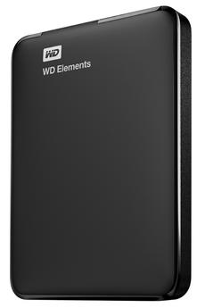 Grande capacité de stockage portable et fiable Transferts ultra-rapides Connectivité universelle avec les appareils USB 2.0 et USB 3.0 Version d'essai gratuite de 30 jours du logiciel de sauvegarde WD