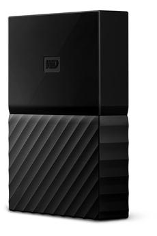 Disque dur portable 3 TO Connexion USB 3.0 Design compact Format: 2,5 pouces - 370g