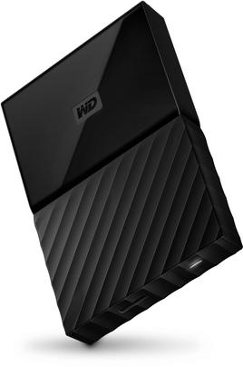 Disque dur portable 4 TO Connexion USB 3.0 Design compact Format: 2,5 pouces - 370g