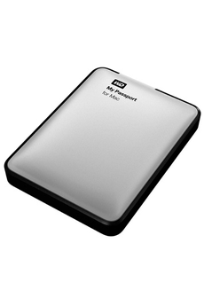 Disque dur externe DD2,5 500 PASSPORTMA Western Digital