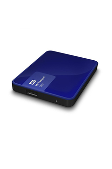 Disque dur externe MY PASSPORT ULTRA 500GB BLEU NOBLE Wd