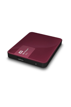 Disque dur externe MY PASSPORT ULTRA 500GB BAIE SAUVAGE Western Digital