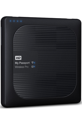 Disque dur externe WD MY PASSPORT WIRELESS PRO 2To Wd