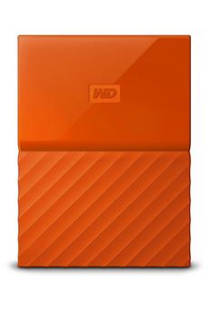 Disque dur portable 1 TO Connexion USB 3.0 Design élégant et compact Format: 2,5 pouces - 290g