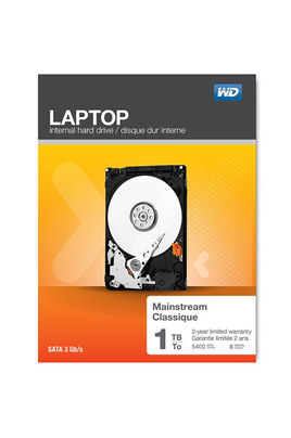 Disque dur interne Wd Laptop mainstream 1TO