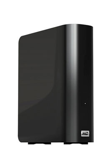 Disque dur externe My Book 3,5'' 2 To USB 2.0 / USB 3.0 Western Digital