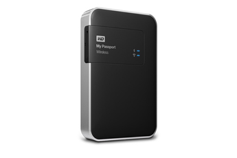 Disque dur externe My Passport Wireless 2TO Western Digital