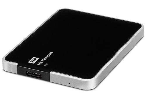 "Disque dur externe My Passport Air 2,5"" 500 Go USB 3.0 Western Digital"