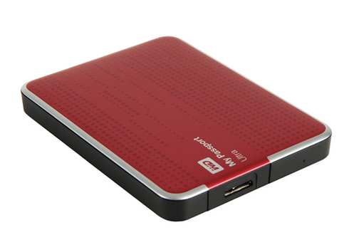 disque dur externe western digital my passport ultra 2 5 39 39 1 to usb 3 0 rouge 1397427. Black Bedroom Furniture Sets. Home Design Ideas
