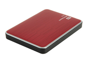 Western Digital My Passport ULTRA 2,5'' 1 To USB 3.0 rouge