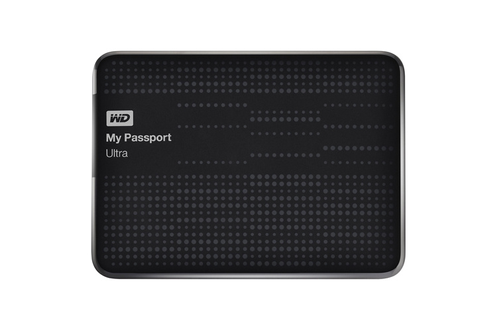 "Disque dur externe Western Digital My Passport Ultra 2,5"" 2To USB 3.0"