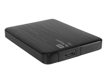"Disque dur externe My Passport Ultra 2,5"" 500 Go USB 3.0 Noir Western Digital"