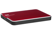 "Western Digital My Passport Ultra 2,5"" 500 Go USB 3.0 Rouge"