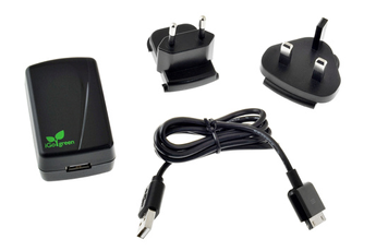 Alimentation pour tablette Chargeur Secteur USB 10W iPad / iPad2 I-go