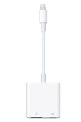 Connectique et adaptateur pour tablette Apple Adaptateur Lightning vers USB 3.0 (MK0W2ZM/A)