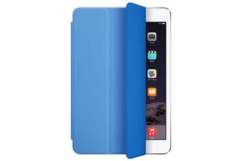 Autres accessoires pour tablette Smart Cover polyuréthane bleue pour iPad mini 3 Apple