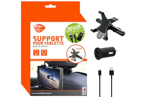 Autres accessoires pour tablette Mobility Lab Support voiture pour tablettes 7