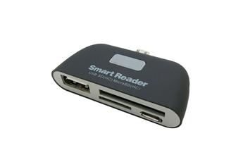Autres accessoires pour tablette Adaptateur micro USB 4-en-1 pour tablettes Temium