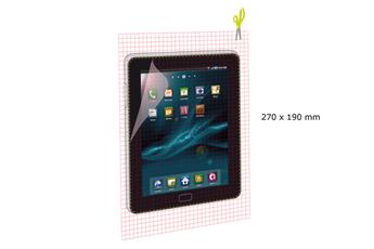 """Autres accessoires pour tablette Film universel à découper 7 à 11.6"""" x2 Temium"""