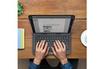 Logitech Étui avec clavier intégré Logitech Universel Folio Gris pour Tablettes 9-10 photo 2