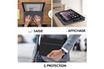 Logitech Étui avec clavier intégré Logitech Universel Folio Gris pour Tablettes 9-10 photo 6
