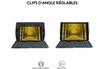 Logitech Étui avec clavier intégré Logitech Universel Folio Gris pour Tablettes 9-10 photo 7