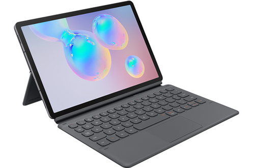 Book Cover Samsung Keyboard Tab S6