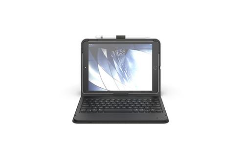 Clavier Messenger Folio-Apple-iPad 10.2 (7eme&8eme Gen)/Air 3/Pro 10.5 AZER