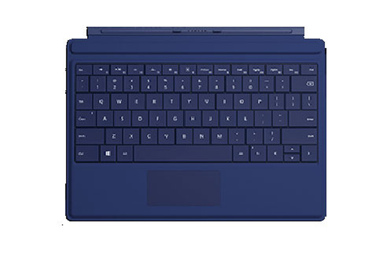 connectique et adaptateur pour tablette microsoft clavier type cover bleu pour microsoft surface. Black Bedroom Furniture Sets. Home Design Ideas