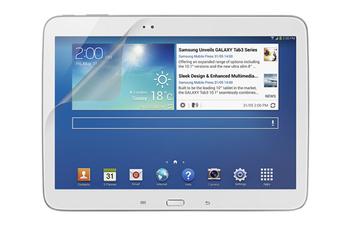 """Protection d'écran pour tablette Protection écran anti-traces Galaxy TAB 3 10"""" Belkin"""